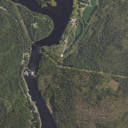 långflon kart Timrat fritidshus vid sjön med strandtomt, egen brygga och  långflon kart